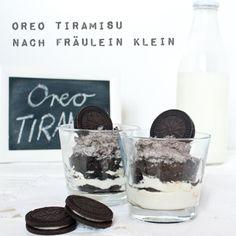 Oreo Tiramisu im Glas nach Fräulein Klein