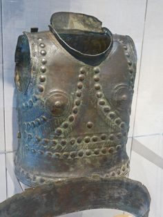 Bronze Cuirass Etruscan 7th or 6th century BCE