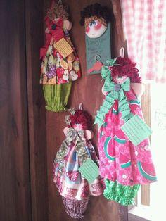 Meñecas de bolsa...