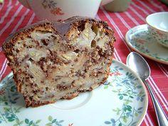 Rezept für Bananen-Schokoladenkuchen