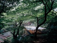 Horai Onsen Bath House | kengo kuma and associates
