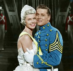 Doris Day + West Point + Broadway musical madness = I think I might enjoy this.