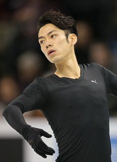 daisuke takahashi フィギュア:世界選手権 真央、好調維持…日本勢公式練習