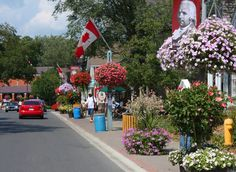 """Markham, Ontario, Canada - This was considered a town until the past year or so, when it became labelled as a """"City"""". I'm not sure what the difference is, but the locals seemed to take pride in it...."""