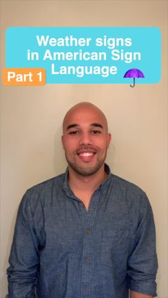Sign Language Basics, Sign Language Words, Sign Language Alphabet, Learn Sign Language, American Sign Language, Learning Asl, Learning Languages Tips, Learn Asl Online, Learning Weather
