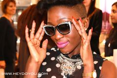 So Pinteresting Isn't It? Event LOVE: @Swarovski Spring/Summer 2014 Presentation by Bella Mumba http://heydoyou.com/?p=38743