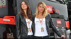 Wsbk Round 11 Magny-Cours: Grid Girls  #Gridgirls #Wsbk