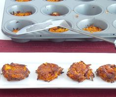 An easy and delicious sweet potato hash brown recipe.
