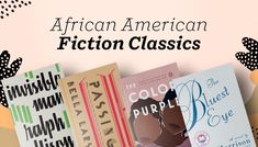 Find classic books by African-American authors that have resonated with readers around the world. These beloved books by literary giants such as James Baldwin, Octavia Butler, Ralph Ellison, Lorraine Hansberry, Langston Hughes, Bella Larsen, Toni Morrison, Jean Toomer and Alice Walker continue to shape the culture of America. #AmplifyBlackStories African American Authors, American History, Harlem Renaissance Writers, Classics To Read, James Weldon Johnson, Lorraine Hansberry, Ralph Ellison, Langston Hughes