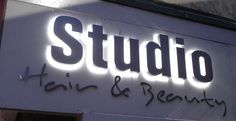 sign, backlit letters | Detail information of LED Acrylic Backlit Letters: