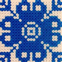 Perler bead design by freubelweb