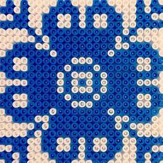 Perler bead design by freubelweb