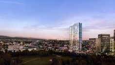 High end #LuxuryRealEstate meets elegant #HighRise building being constructed in #LosAngeles. http://robbreport.com/LuxuryNewswire/home-style/new-standard-high-rise-living-los-angeles