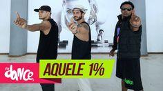 """Venha aprender com a gente a coreografia do sucesso da dupla Marcos e Belutti, a música """"Aquele 1%"""" e entre no clima do Sertanejo para arrebentar nas baladas."""