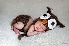 Cutest hat ever!  I love this!