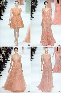 #kamzakrasou #sexi #love #jeans #clothes #dress #shoes #fashion #style #outfit #heels #bags #blouses #dress #dresses #dressup #trendy #tip #new #kiss Pastelová kolekcia šiat Elie Saab - KAMzaKRÁSOU.sk
