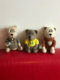 Felt Gifts, Quirky Gifts, Soft Sculpture, New Shop, Needle Felting, Gifts For Friends, Handmade Gifts, Christmas Gifts, Etsy Seller
