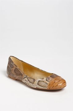COACH 'Annabelle' Flat available at #Nordstrom <3