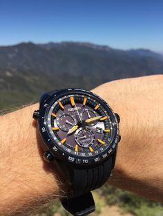 SEIKO' s Astron GPS Solar Chronograph Is A Logical Choice With Luxurious Taste | ATimelyPerspective