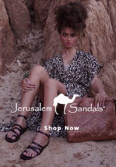 Shop Jerusalem Sandals Gladiator Sandals, Leather Sandals, Jesus Sandals, Street Fashion, Women's Fashion, Cool Style, My Style, All About Shoes, Jerusalem