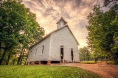 Cades cove church Was here years ago would love to go back it was beautiful