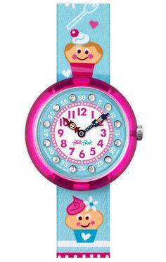 Reloj Flik & Flak niño TEA FUN FBNP042