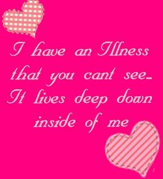 Invisible Disease Awareness | Infertility is such an invisible disease - ... | A dream is a wish y ...