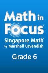Math in Focus: Singapore Math, Spanish