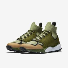 Nike Air Zoom Talaria Flyknit Mid – Spring 2017 | Sneakers.fr