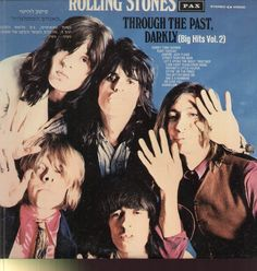 Through the Past Darkly (Big Hits Vol. 2) - The Rolling Stones     Note: My parents didn't own this album. I used to come upon it at Caldors while looking through albums.  It was gross but intriguing to my then-9 or 10 year-old mind.