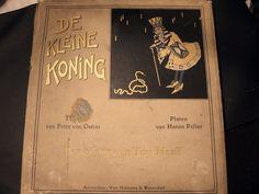 Ostini, Fritz van. Vertaling Top Naeff - De kleine koning
