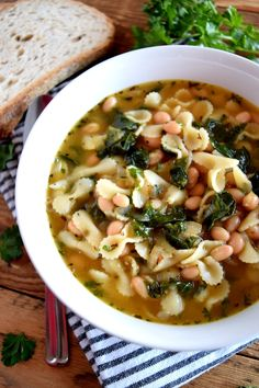 Delicious, hearty, and full of nutritious ingredients – Spinach and White Bean Soup is good for you and has just the right balance of vegetables, protein, and carbohydrates. A well rounded, feel-good, dinner for all! Spinach is no stranger to…
