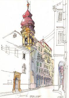 Korfu, Altstadt, GR | por JochenSchittkowski