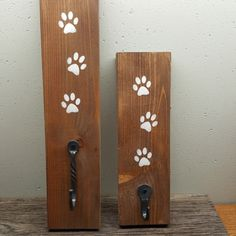 Dog Leash Holder, Dog Leash Hook, Christmas Gift for Dog Cat Rustic Coasters, Stone Coasters, Dog Leash Holder, Dog Christmas Gifts, Barn Wood Signs, Picture Hangers, Dog Signs, Mom Birthday Gift, Dog Mom