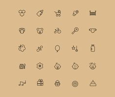 http://graphicsbay.com/item/25-free-babies-icons/354