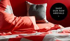 Bed Linen | Designer Homewares | Luxury Bed Linen