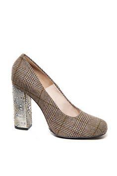 Dries Van Noten fall 2013 shoes