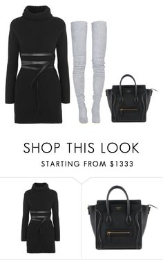 """Untitled #595"" by kylie100 ❤ liked on Polyvore featuring Valentino and Balmain"