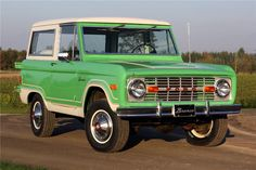 1977 ford bronco ranger