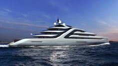 British designer Andy Waugh, formerly part of H2 Yacht Design, presented an eye-catching superyacht concept Reality, which aims to to create an extremely practical and versatile vessel with an optimized layout, broad appeal and scope for personalization.