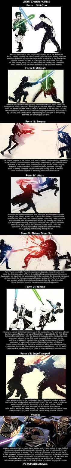Lightsaber Forms  // funny pictures - funny photos - funny images - funny pics - funny quotes - #lol #humor #funnypictures: