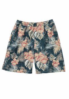 F&F Hawaiian Print Swim Shorts                         £8.00