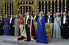 The new King Willem Alexander I and Queen Maxima