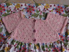 Ravelry: robe d'été en tricot et liberty pattern by Sandrine Bianco