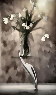 Fine Art Lillies