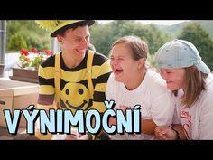 Smejko a Tanculienka - Výnimoční - YouTube Itunes, Youtube, Youtubers, Youtube Movies