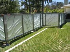 corrugated fence panels - Google Search