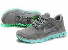 63adbcc54382 Womens Nike Free Run 3 Anti-fur Cool Grey Tiffay Blue 531789 013 Running  Shoes 2013
