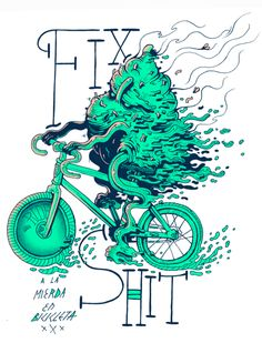 Illustration Bunch 2011-2012 by VALISTIKA STUDIO BCN , via Behance