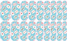 Wonderland House Of Cards | Jamberry